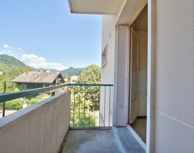 Vente Appartement 1 pièce 40m² Albertville (73200) - photo
