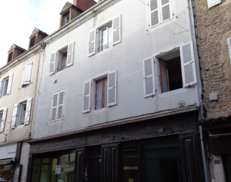 Vente Immeuble La Clayette (71800) - photo