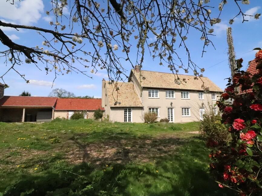 Vente Maison 7 pièces 205m² Bû (28410) - photo