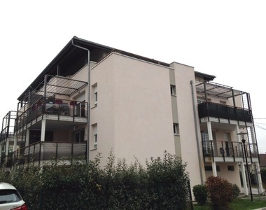 Location Appartement 2 pièces 41m² Annemasse (74100) - photo