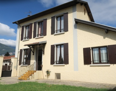 Sale House 4 rooms 120m² Fontaine (38600) - photo