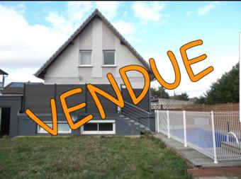 Vente Maison 7 pièces 190m² Rixheim (68170) - photo