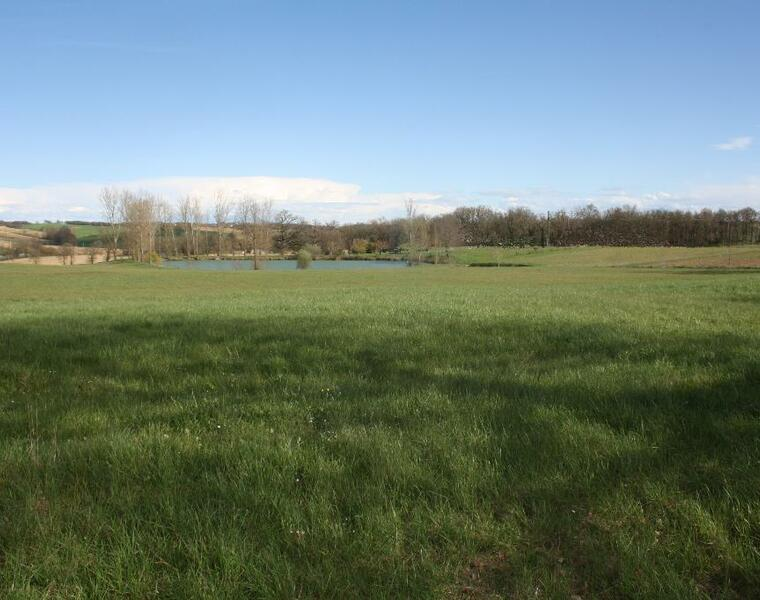Vente Terrain 10 000m² Gimont (32200) - photo
