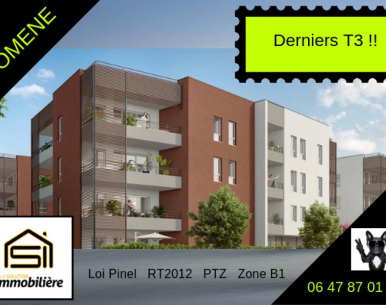 Sale Apartment 3 rooms 63m² Domène (38420) - photo