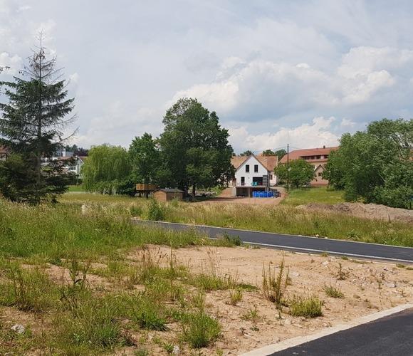 Vente Terrain 632m² Dieffenbach-au-Val (67220) - photo