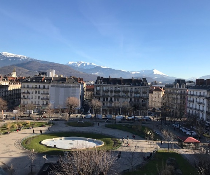 Vente Appartement 5 pièces 158m² Grenoble (38000) - photo