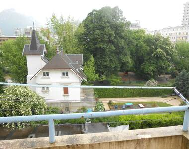 Vente Appartement 2 pièces 52m² Grenoble (38100) - photo