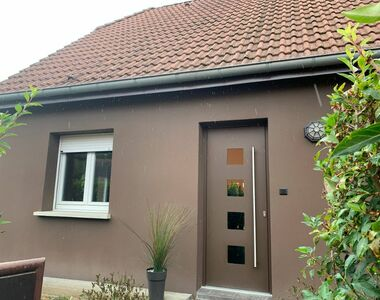 Vente Maison 5 pièces 100m² Steinbrunn-le-Haut (68440) - photo