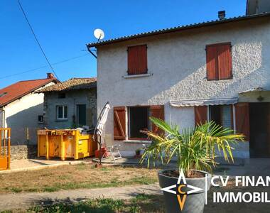 Vente Maison 6 pièces 104m² Coublevie (38500) - photo