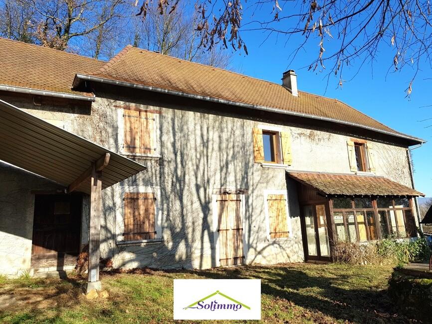 Vente Maison 4 pièces 150m² Le Pont-de-Beauvoisin (38480) - photo