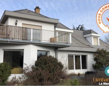 Sale House 7 rooms 245m² La Wantzenau (67610) - photo