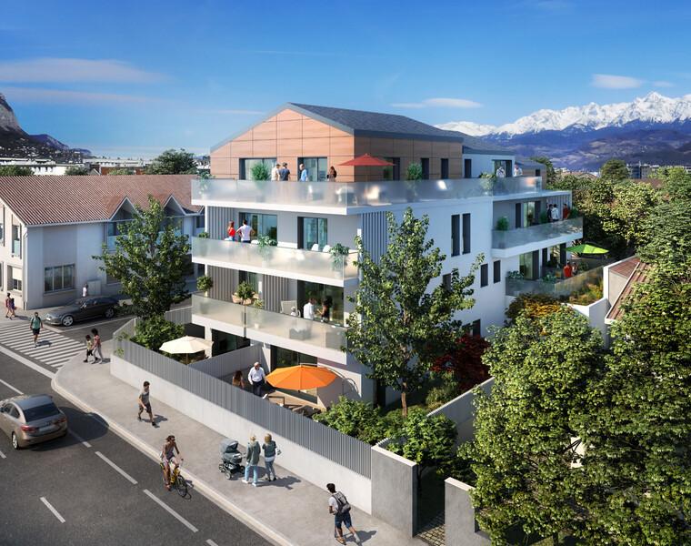 Vente Appartement 5 pièces 104m² Grenoble (38100) - photo