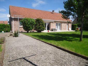 Vente Maison 6 pièces 121m² Saint-Folquin (62370) - photo