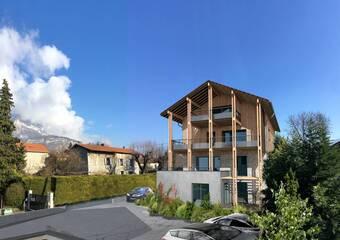 Vente Appartement 4 pièces 82m² Saint-Nazaire-les-Eymes (38330) - photo