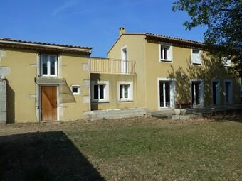 Sale House 10 rooms 188m² Saint-Marcel-d'Ardèche (07700) - photo