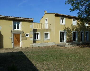 Sale House 10 rooms 188m² Saint-Marcel-d'Ardèche (07700) - photo
