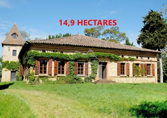 Sale House 7 rooms 300m² Samatan (32130)