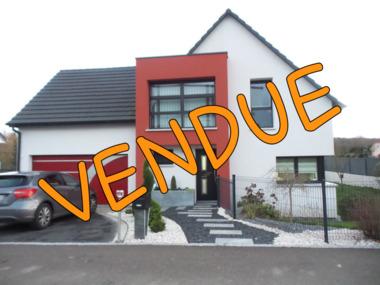 Vente Maison 6 pièces 124m² Steinbrunn-le-Bas (68440) - photo