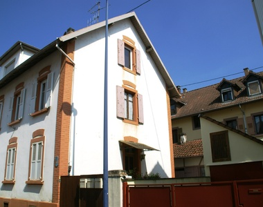 Renting Apartment 3 rooms 63m² Schiltigheim (67300) - photo