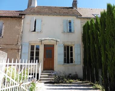 Location Maison 3 pièces 86m² Givry (71640) - photo