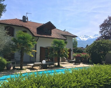 Sale House 6 rooms 172m² Montbonnot-Saint-Martin (38330) - photo