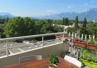 Vente Appartement 5 pièces 104m² Meylan (38240) - photo