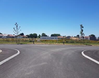 Vente Terrain 600m² Saint-Siméon-de-Bressieux (38870) - photo