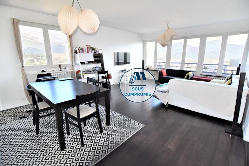 Vente Appartement 4 pièces 109m² Chambéry (73000) - photo