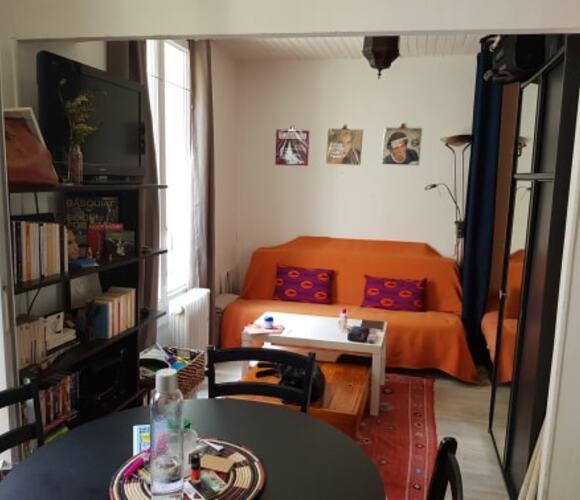 Vente Appartement 1 pièce 23m² Paris 10 (75010) - photo