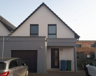 Location Maison 5 pièces 100m² Bollwiller (68540) - photo