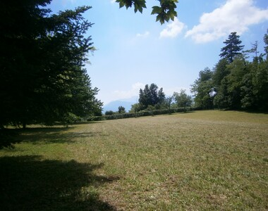 Vente Terrain 978m² Voiron (38500) - photo