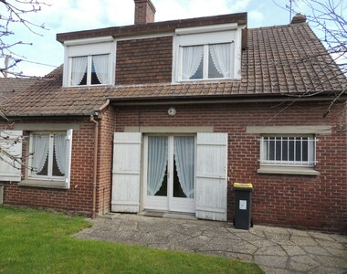 Sale House 6 rooms 110m² Étaples sur Mer (62630) - photo