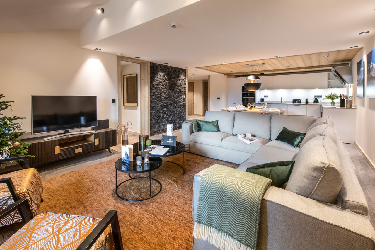 NEW FLAT Chalet in Courchevel
