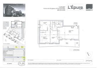 Renting Apartment 4 rooms 76m² Échirolles (38130) - photo 2
