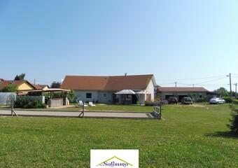 Vente Maison 5 pièces 146m² Saint-André-le-Gaz (38490) - Photo 1