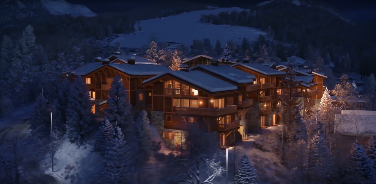 Photo of NEW CHALET COURCHEVEL MORIOND
