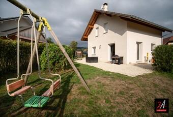 Vente Maison 5 pièces 95m² Cusy (74540) - photo