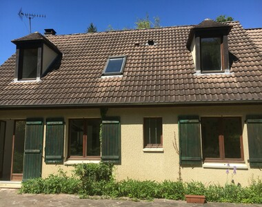 Renting House 5 rooms 137m² Poigny-la-Forêt (78125) - photo