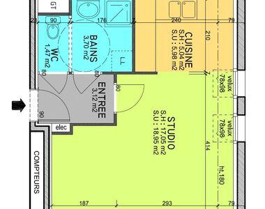 Location Appartement 1 pièce 35m² Guénange (57310) - photo