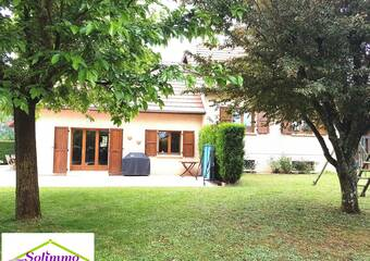 Vente Maison 7 pièces 145m² Morestel (38510) - photo