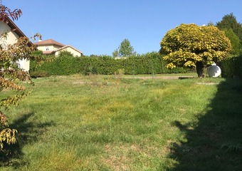 Vente Terrain 550m² Saint-Cassien (38500) - Photo 1