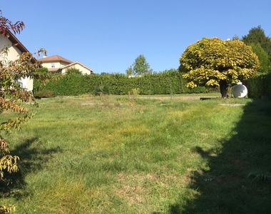 Vente Terrain 550m² Saint-Cassien (38500) - photo