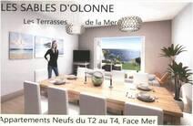 Acheter Appartement 3 pièces Château-d'Olonne