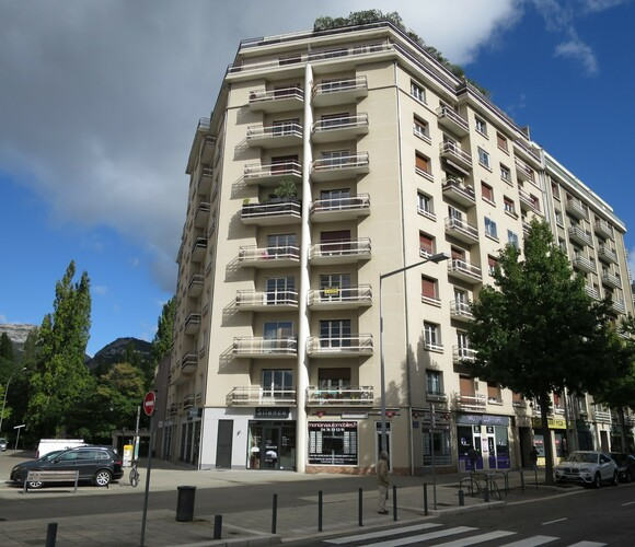 Location Appartement 4 pièces 97m² Grenoble (38000) - photo