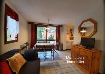 Vente Appartement 3 pièces 40m² Lélex (01410) - photo