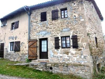 Vente Maison Domaize (63520) - photo