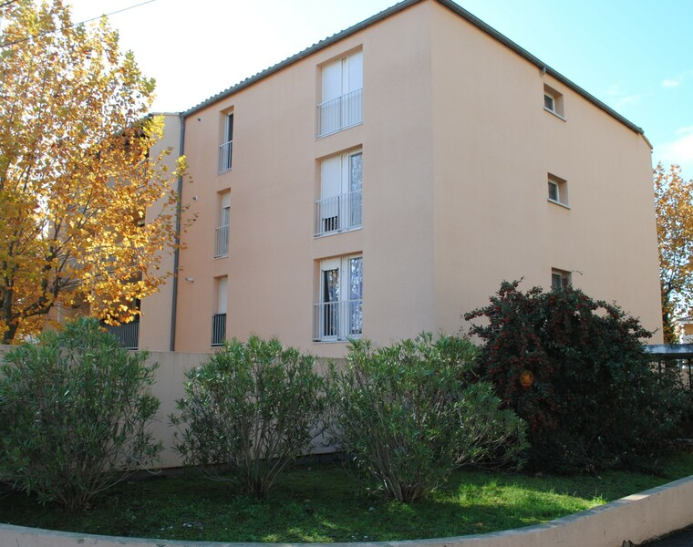 Vente Appartement 1 pièce 25m² Cavaillon (84300) - photo