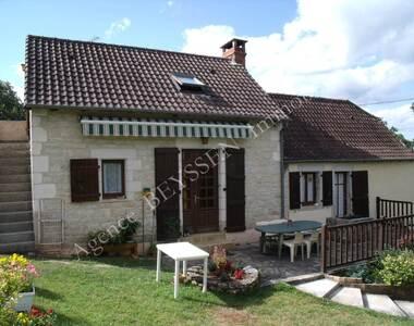 Vente Maison 4 pièces 74m² Cazillac (46600) - photo