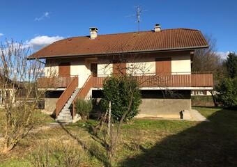 Vente Maison 4 pièces 87m² Bloye (74150) - photo