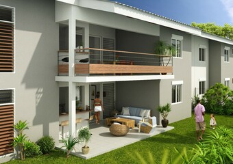 Vente Appartement 4 pièces 86m² Cayenne (97300) - Photo 1